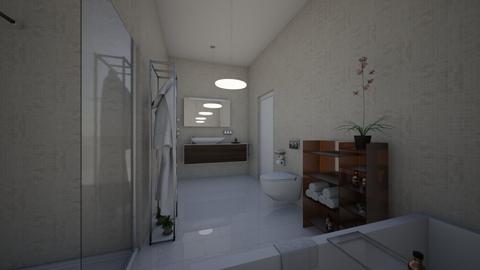 Twerka - Glamour - Bathroom  - by Twerka
