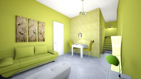 casa de sitio - Country - Living room  - by kelly lucena