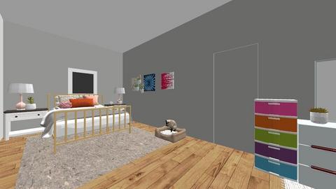 Dream Bedroom - Bedroom  - by youpalsophia