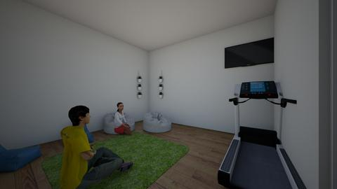 Stress Buster Room - by megpulford