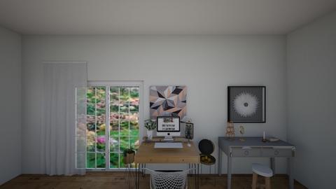 minimalist - Minimal - Living room - by wildvioletkiss