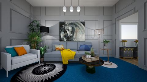 Conran living room - Living room  - by Wensday
