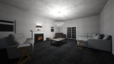 crap - Bedroom  - by DKW