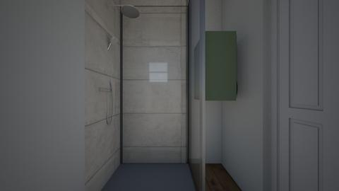 Shower 2020 - Bathroom  - by yoken
