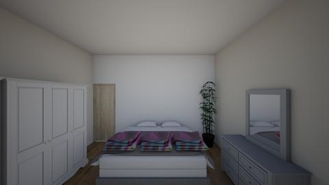 Soba - Bedroom  - by K pantovic