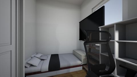 kebab - Modern - Bedroom  - by kacper12355