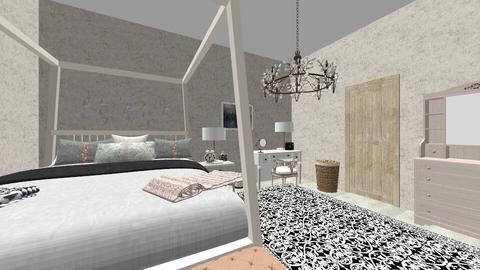 dream bedroom - Bedroom  - by 3000639