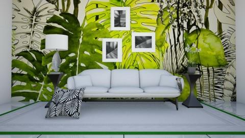 Tropical_22 - Modern - by Hajnalka978