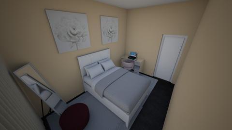 My Bedroom - Bedroom  - by Mokgethwa