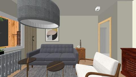 June2020 - Living room  - by Julia Nick