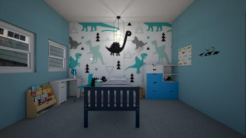 andrews room - Kids room  - by katemarsh