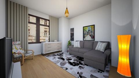 PNO - Classic - Living room  - by Twerka