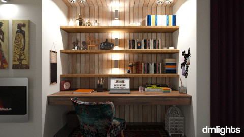 bureau - Office  - by DMLights-user-1243199