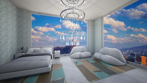 modern - Bedroom  - by 203924