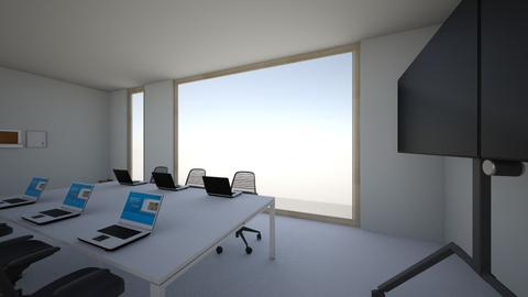 Oficina General  - Modern - Office - by Sol Berenice