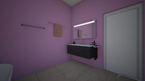 BILIK PESAKIT DI RUMAH - Bedroom  - by kakeysha