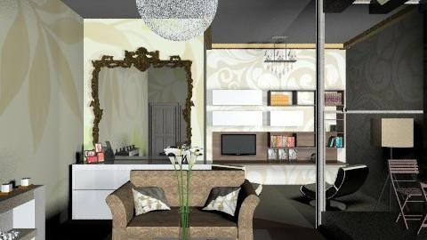 Living - Living room - by _Lisha_