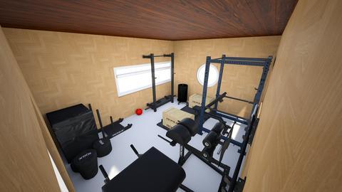 Garage Gym - by rogue_c27e5fb62b83035034ca453291ce6