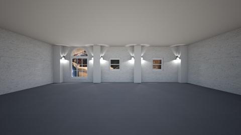 garage  - Modern - by antonio ci