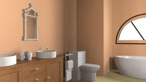 Bathroom - Modern - Bathroom - by kpride1993