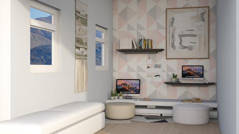 c o z y - Modern - Office  - by kanrxji
