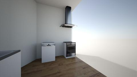 kuchnia - Kitchen - by piteros