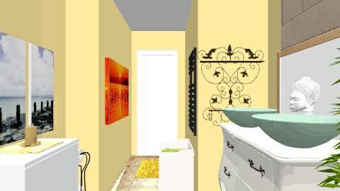 bathroom - Eclectic - Bathroom  - by gasparogato