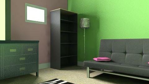 alicia - Retro - Bedroom  - by yadis girl