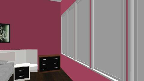Causal room at christmas - Vintage - Bedroom  - by Rubiess