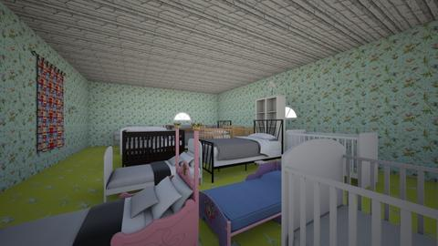kids room - Kids room  - by beata vania