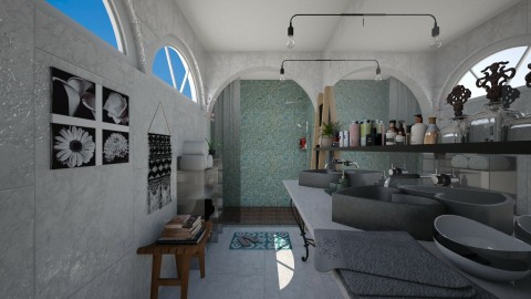 Bathroom - Modern - Bathroom  - by Joao M Palla