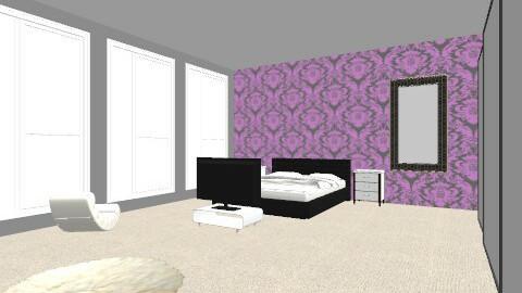 Skyler's Bedroom - Modern - Bedroom - by FN27622