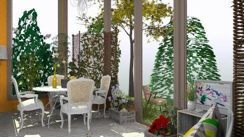 Indoor/outdoor - Eclectic - by mrschicken