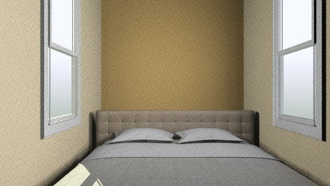 simple room - Country - Bedroom  - by reshma resh