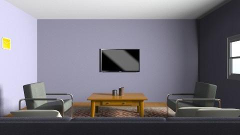 Industrial Vintage Living - Vintage - Living room  - by Eliza Watts
