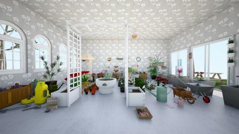 Indoor Garden - Modern - Garden  - by InteriorDesigner111