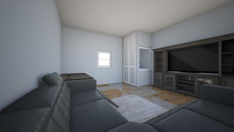 game room - Living room - by Herget