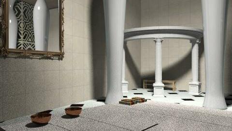 Hamam - Glamour - Bathroom  - by pelin1286
