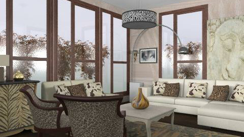 safari - Rustic - Living room  - by trees designs