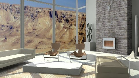 casa del mesa - Modern - Living room  - by The_Hunter_and_Gatherer