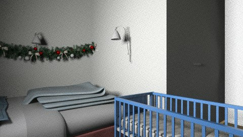 chrismas room 444 - Modern - Bedroom - by sydneysky