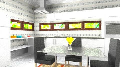 K4 - Classic - Kitchen  - by apriljoyeby