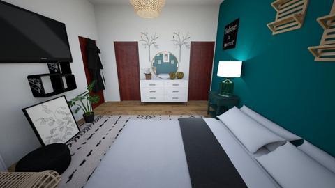 7736 BEDROOM new - Bedroom  - by KCarrington27