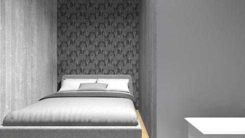 1ste lelijk probeersel  - Retro - Bedroom  - by TheJoke