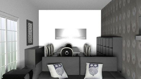 freeks living - Glamour - Living room  - by Freek Couvreur