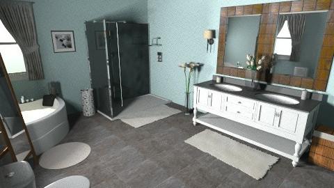 bathroom - Bathroom - by Katie Gangloff