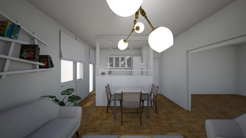 magdykuchnia13_d - Living room  - by agasemrau