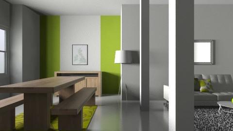 epsom - Modern - Dining room - by zaya6