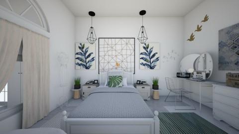 Rainforest - Bedroom - by KimDaNinja