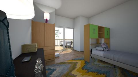 Cosy - Bedroom  - by Kyla187
